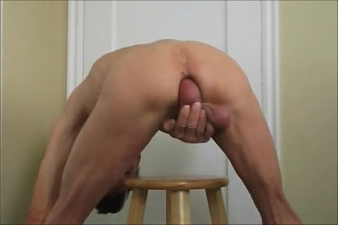 gigantic nude cock and extraordinary wazoo and Self pounding
