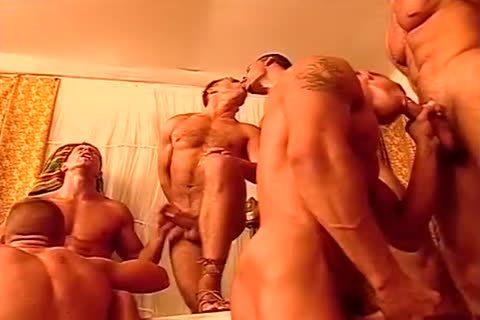homo men poke One one greater quantity In A slutty orgy