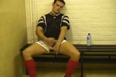 Locker Room jerk off
