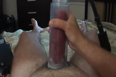 non-professional dong Pump - Cumming Twice