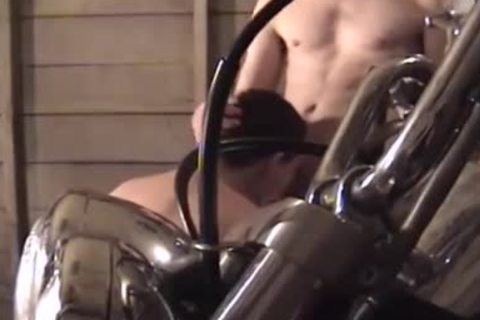 pretty males With Piercing plowing & Cumming