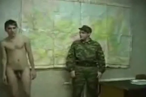 RUSSIAN ST8 lad gangbanged BY2 SOLDIERS