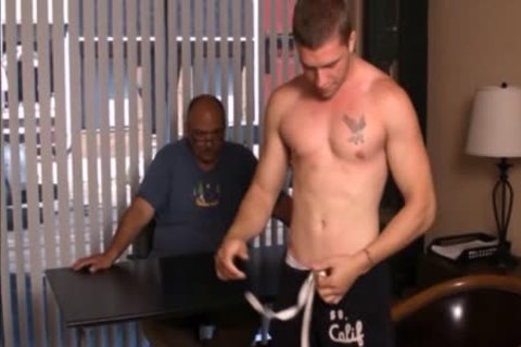 Slow Teasing Hand Jobs: Straight men Milked