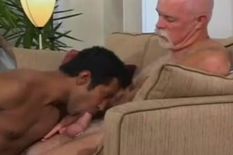 attractive Indian lad bonks White Daddy