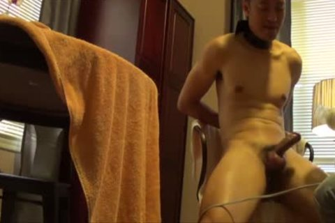 asian Buddy Is fastened, Edged And Milked Dry.  Remember To favourite If you Like So Others Can discover The clip scene.