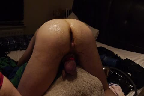 Just Me Getting Fisted By A gangbang Buddy. Comment/suggestions For greater amount movies :)