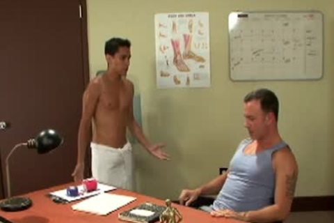 juicy homosexual dicks banging In The Office