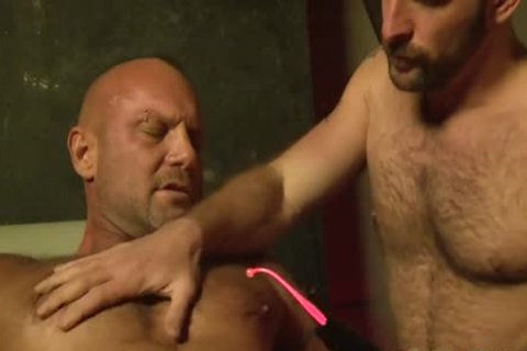 rough naked Real - Scene two - Factory clip