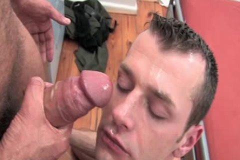 gigantic penis Daddy And Tommy In This Sodomy Scene