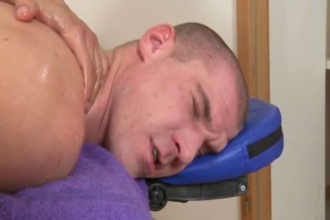 A Quiet Massage On homo Spa video
