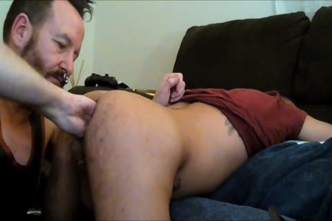 Ryan Shows What this man Can Take, And How. :@)