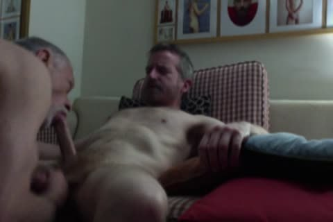 kinky old chap Stops By For A Cocksucking And Breeding Session.