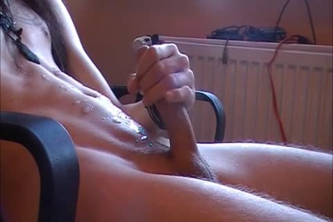 Compilation Of My Orgasms, Including VERY big Ejaculations And plenty of trickling Pre-sperm.