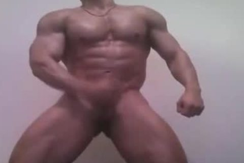 beefy homo twink Whacking Off