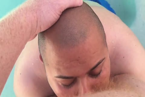 After Chatting For Awhile And Hanging Out A scarcely any Times I lastly Got The Nerve To Make My Move. Started sucking Him Out In His Pool And Then Moved It Inside. Hope u have a pleasure And too watch Him shoot Right In My face hole.