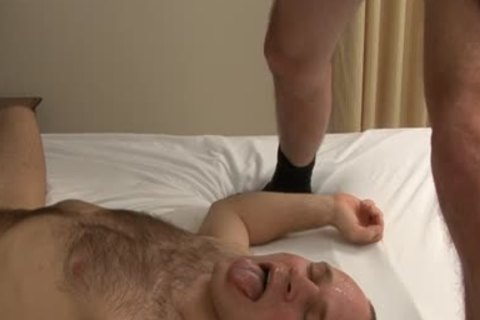 A admirable blowjob-stimulation between Him And His ally