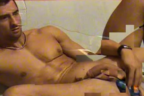 Hunk sex semen In face hole web camera - greater quantity Cams On H