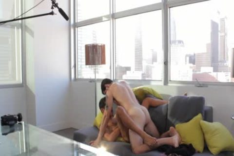 HD GayCastings - messy Mixed Bobby Hart Is Trying Out Porn
