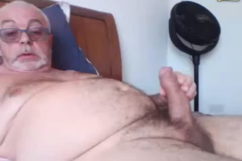 daddy fellow jack off On web camera