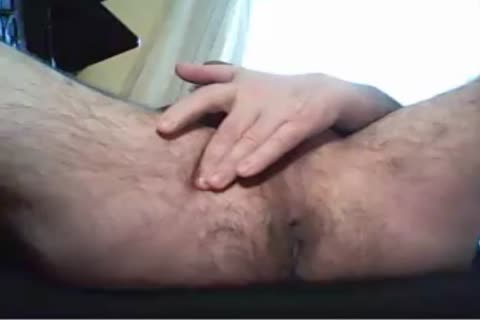 grand-daddy Play With fake penis And sperm