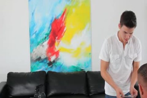 GayCastings - Turner likes banging amoral Casting dude