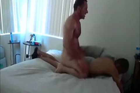 nasty Daddy In Hotel