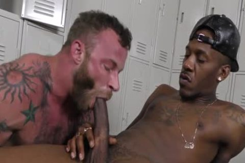 Hunks butthole Railed By Bbc