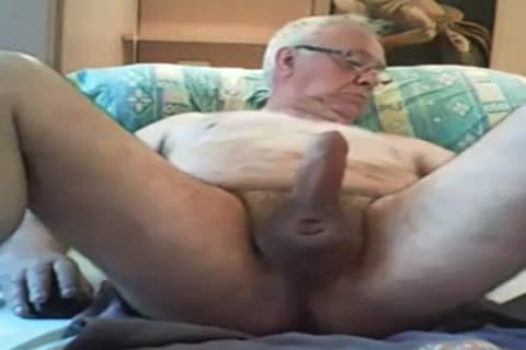 daddy man wank