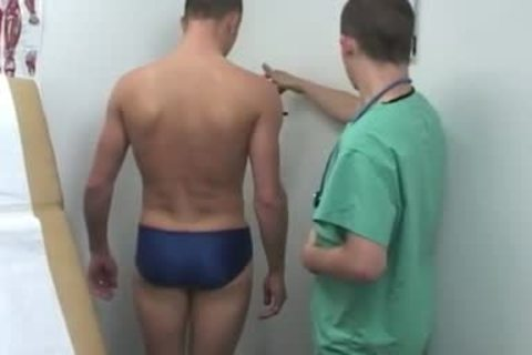 Doctor stroke Tube And lad acquires A Medical Examination gay Snapchat His