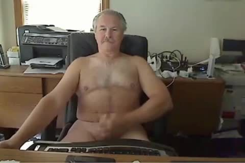 grandad love juice On web camera