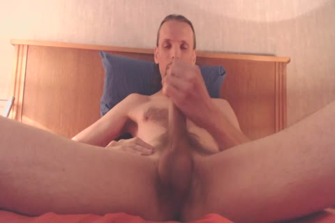 Uncut penis Masturbation And plenty of love juice