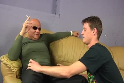 Bald Bad teen Takes A Skinny dong In The throat