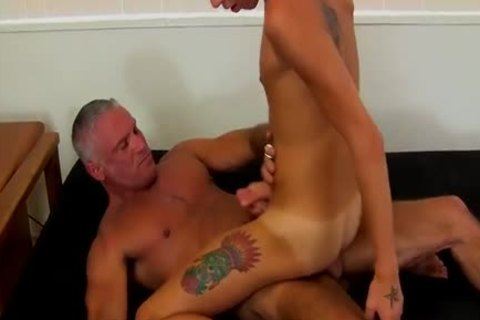 old Hunk slams twinks beautiful arsehole
