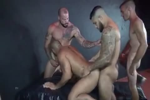 LEO FORTE gangbanged LATIN dark
