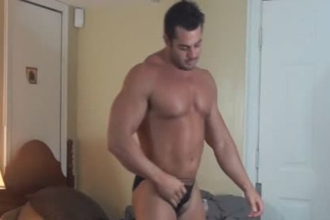 Frank Defeo fastened And Tickled