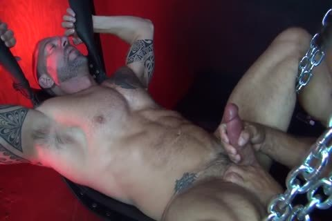 bare - Muscle Daddy Flip fuck