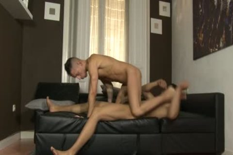 European Son Casting couch With ejaculation