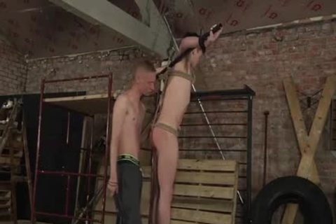 horny Xavier gets Punished By Ashton