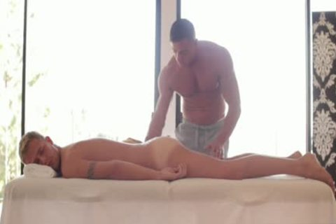naughty homo butthole With Massage