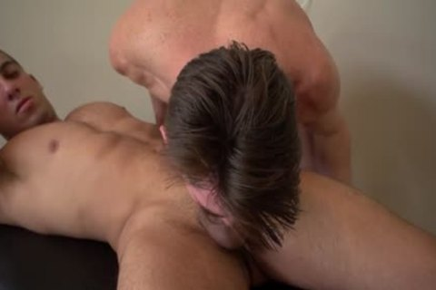 hot homosexual oral With Massage
