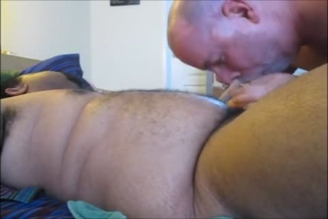 teat Play And Licking