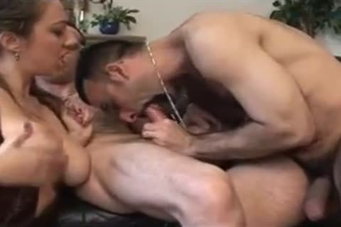 Two French bisexual boyz With Marie Lynne