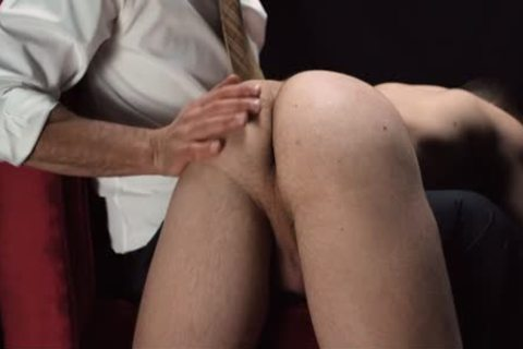 Mormonboyz - taskmaster Priest Spanks attractive Mormon boy
