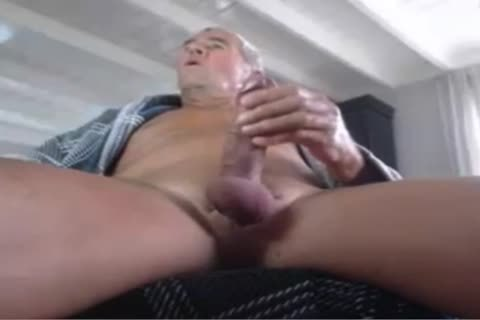 older man jack off On web camera