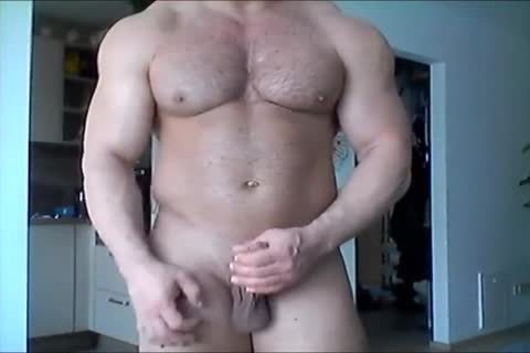 Beefymuscle.com - gigantic Russian Cums A Lot