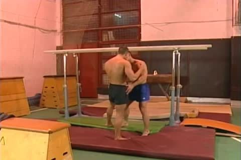 wants Of A Gymnast two - Scene 4