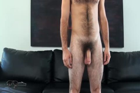 HD GayCastings - Josh hirsute arsehole Is plowed By The Casting Agent