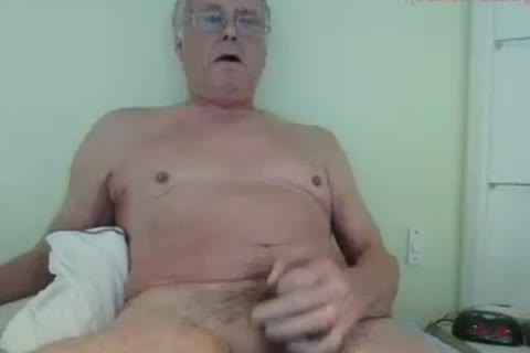 grand-dad love juice On cam
