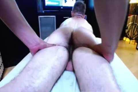 Military boyz Jax & Enzo Massage