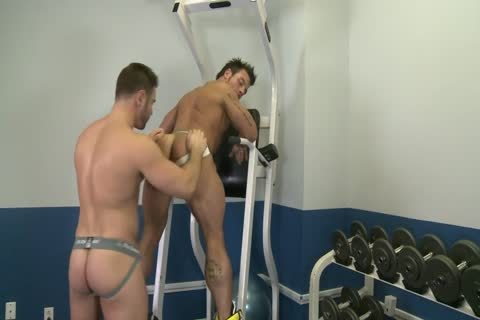8a Dan & Nick Work Out